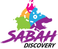 Sabah Discovery Official Logo